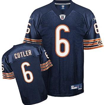 Mens - Nike Chicago Bears 6 Elite White Road Autographed NFL Jersey -  Reebok Chicago Bears Jay Cutler Premier Jersey XX Large ... 9f55de5cb