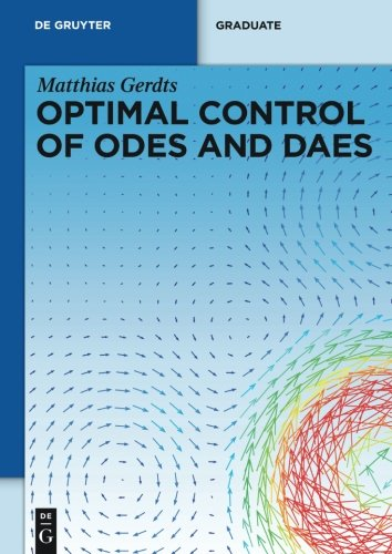Optimal Control of ODEs and DAEs.