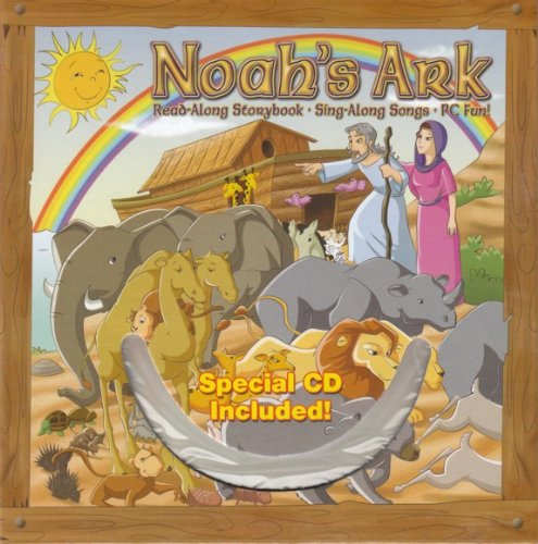 Buy Special Music Noahs Ark Sing Along Songs Read Along Storybook PC Fun On Sale As Of