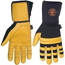Klein Tools 40084 Lineman Work Gloves, Extra Large