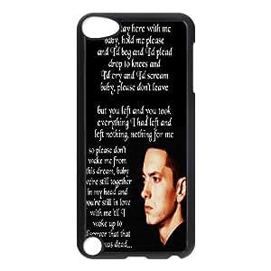 USA RAP GOD Eminem phone Case Cove FOR Ipod Touch 5 XXM9186257