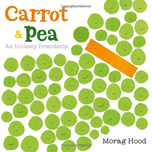 Carrot and Pea: An Unlikely (Peas & Carrots)