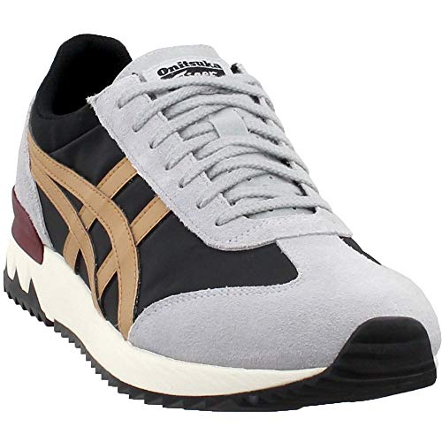 (ASICS Mens Onitsuka Tiger California 78 EX Athletic & Sneakers Black)