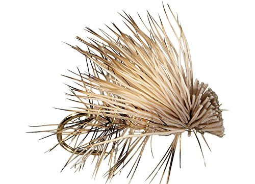 Elk Brown (Flies Direct Elk Hare Caddis Brown Assortment 1 Dozen Trout Fishing Flies)
