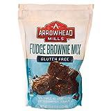 Arrowhead Mills Gluten-Free Fudge Brownie Mix -- 17.5 oz