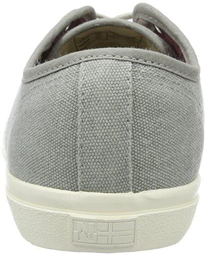 Gree Napapijri Beaker medium Grigio Uomo Sneaker Basse qH6nHgY0