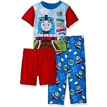 Thomas The Train Toddler Boys' Choo 3-Piece Pajama Set