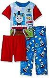 Thomas The Train Toddler Boys Choo 3-Piece Pajama Set