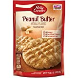 Betty Crocker Cookie Mix, Peanut Butter, 17.5 oz Pouch