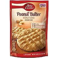 Betty Crocker Cookie Mix Peanut Butter 17.5 oz Pouch