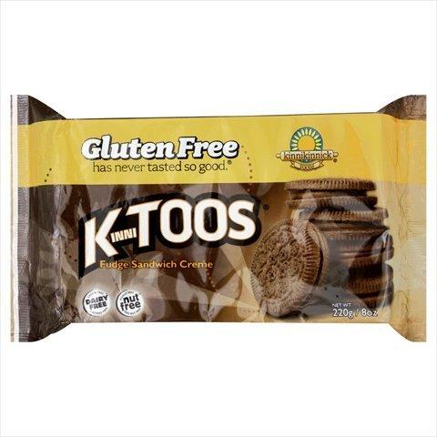 Cookie Ktoos Fdg Cream 8 Oz -Pack of 6
