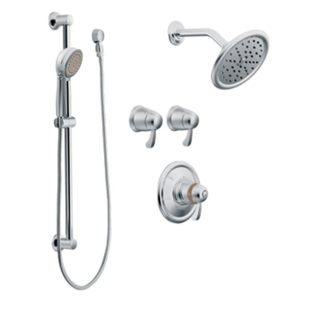 Moen Shower Spa Systems - Shower Ideas
