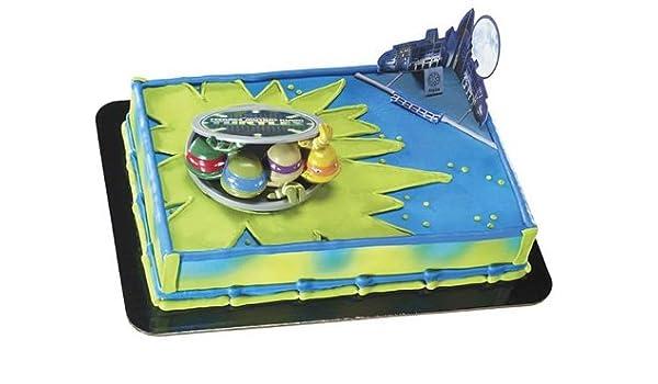 Teenage Mutant Ninja Turtles - Turtles to Action DecoSet ...
