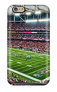 Fashionable Style Case Cover Skin For Iphone 6- Atlanta Falcons