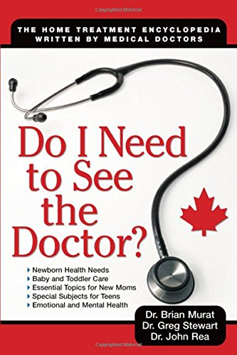 Do I Need to See the Doctor: The Home-Treatment Encyclopedia - Written by Medical Doctors pdf
