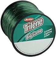 Berkley Trilene Big Game Monofilament Custom Spool, Green, 235-Yard/60-Pound