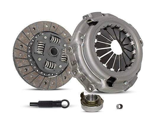 Clutch Kit Works With Mazda Mx-5 Miata Grand Gs Gt Gx Sv Touring Club Spec Convertible 2-Door 2006-2008 2.0L l4 GAS DOHC Naturally Aspirated (All Models w/ 2.0L 4cyl DOHC; 6 speed transmission only)