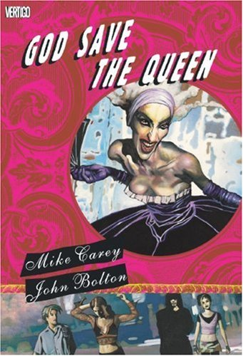 God Save The Queen ebook
