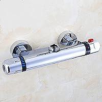 Vinteky® Grifería Económico Elegante - Grifo termostático de ducha 1/2'' (M001)