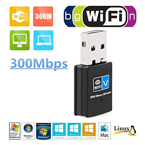 Wireless adapter wifi 300m ☆ BEST VALUE ☆ Top Picks