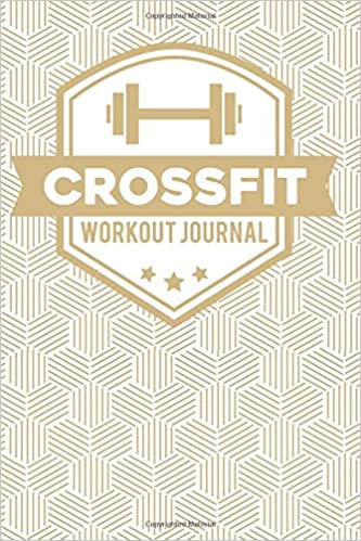 crossfit workout journal wod book crossfit fitness tracker wod
