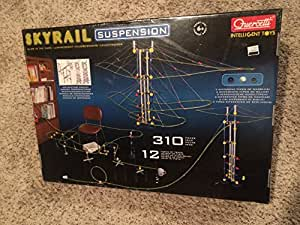 Quercetti Skyrail Suspension Marble Run