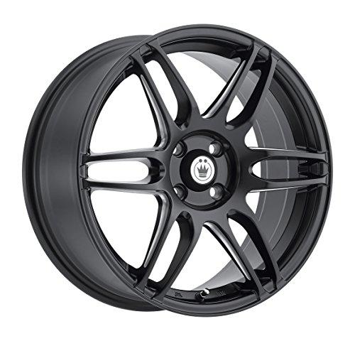 Konig Black Ball Cut Machined Wheel (17×7.5″/4x100mm)