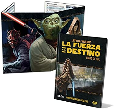 Fantasy Flight Games- Star Wars: La Fuerza y el Destino Pantalla del DJ - Español, Color (FFSWF03): Amazon.es: Juguetes y juegos