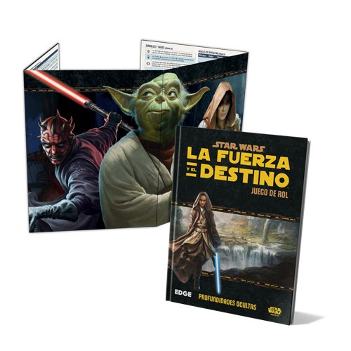 Star Wars Fuerza y el Destino (Edge Entertainment EDG0FFSWF03)