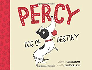 Book Cover: Percy, Dog of Destiny