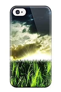 Series Skin Case Cover For Iphone 4/4s(hd Nature For Mac)