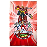 Power Rangers Dino Ranger Beach Towel (30'x 60')