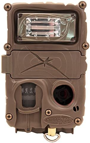Cuddeback 1279 20Mp X-Change Color Day Night Model Game Hunting Camera with Mounting Bracket and Strap, Blue