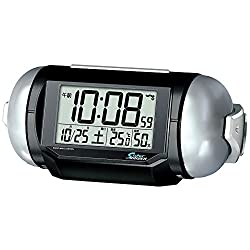 PYXIS (Pyxis) alarm clock super Leiden digital radio clock loud NR523K