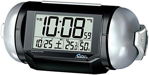 PYXIS Pyxis alarm clock super Leiden digital radio clock loud NR523K