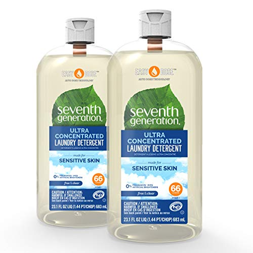 Seventh Generation Laundry Detergent, Ultra Concentrated Eas