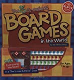 Klutz Book: The 15 Greatest Board Games in the World