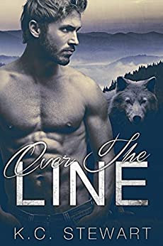 Over the Line (Adirondack Pack Book 0) by [Stewart, K.C.]