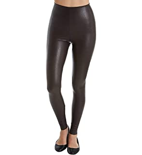 3683f32157c48 commando Women s Perfect Control Faux Leather Leggings at Amazon ...