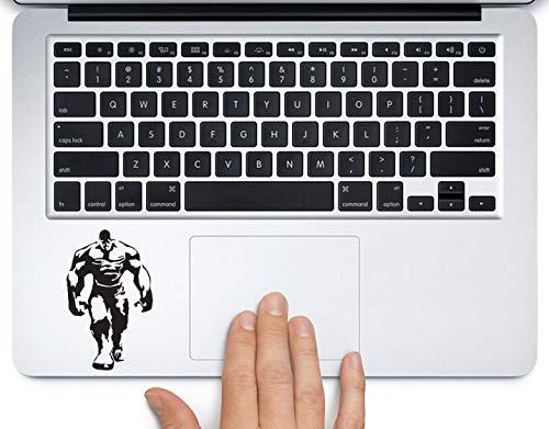 hulk macbook decal - 2