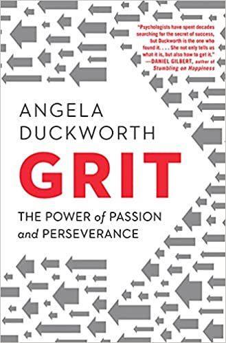 """Grit"" by Angela Duckworth"