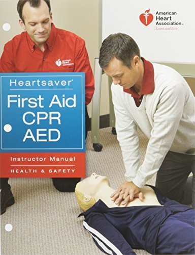 Heartsaver First Aid CPR AED Instructor Manual by Aha (2011) Paperback (Heartsaver First Aid Cpr Aed Instructor Manual)