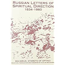 Russian Letters of Direction, 1834-1860