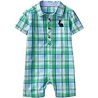 Gymboree Baby Boy Short Sleeve Polo One-Piece Shorts