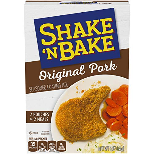 Tenderloins Breaded Chicken (Kraft Foods Shake N Bake Original Pork, 5 Ounce)