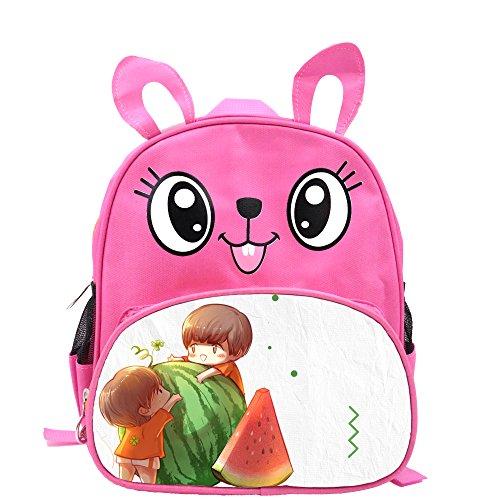 Price comparison product image Kids Preschool Bag,  Cute Animal Cartoon Backpack,  Toddler School Bag,  Watermelon pattern Bag
