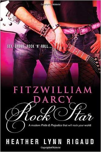 Book Fitzwilliam Darcy, Rock Star