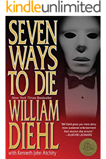 Chameleon kindle edition by william diehl mystery thriller seven ways to die fandeluxe Gallery