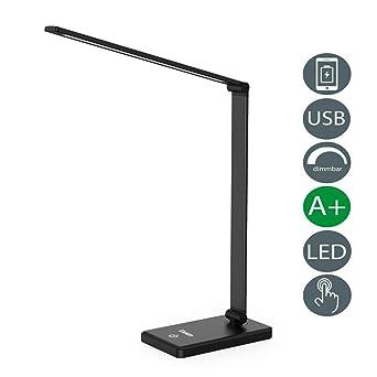 RechargeableElekin Lampe Led De Pliable Table Bureau vwNmynP80O