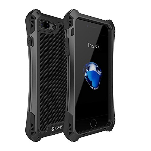 WEIERJIA AIMEILAI-i7p-black-black iPhone 7plus Case, Shoc...